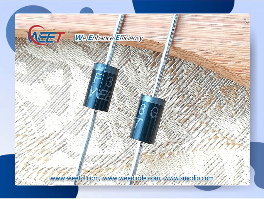 WEET DO-27 50V-600V 3A SF31G SF32G SF33G SF34G SF35G SF36G SF37G SF38G ULTRA FAST RECOVERY RECTIFIER