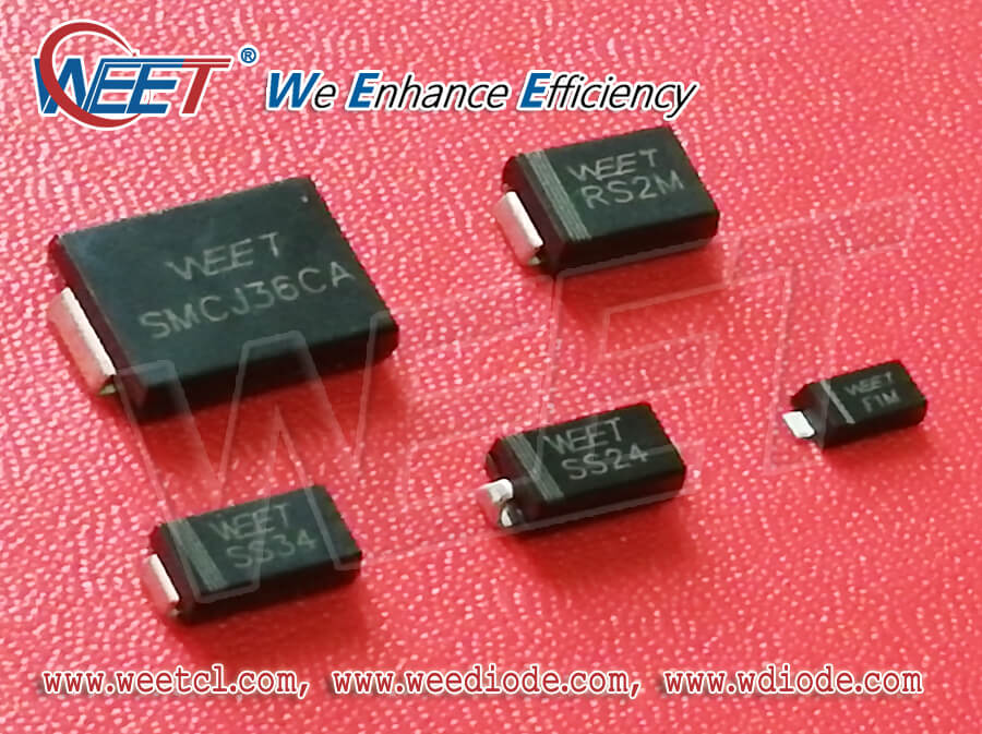 WEET Compared OJ Process and GPP Process in Diode Industry Introduce Different Types of GPP Process