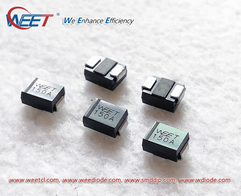 WEET How and What About TVS (Transient Voltage Suppressors) Diodes Knowledge