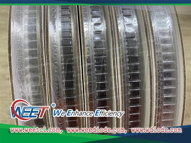WEET Provide Stock Offer of Diodes and Rectifiers Even If the Chip Raw Material is Lack of Market